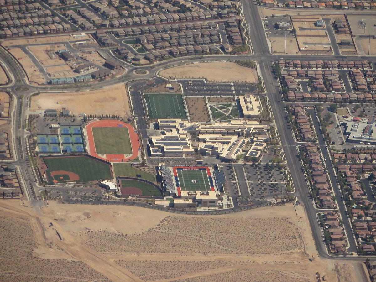 Bishop Gorman High School - Wikipedia