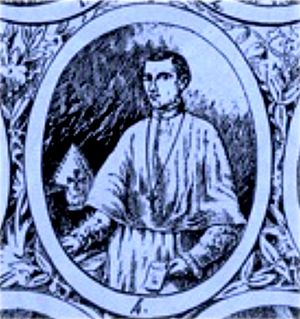 Colegio de San Ildefonso - Bishop Mateo Joaquin Rubio de Arevalo
