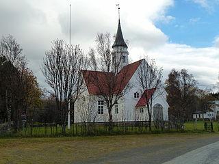 Bjarkøy Church Church in Troms og Finnmark, Norway
