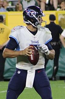 Blaine Gabbert American football quarterback