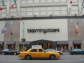 illustration de Bloomingdale's