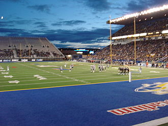 Winnipeg Blue Bombers - Canad Inns Stadium
