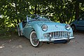 Blue Triumph TR3 front.JPG