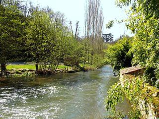Boivre watercourse