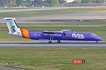 Bombardier DHC8-402 'G-PRPL' Flybe (22490671659).jpg