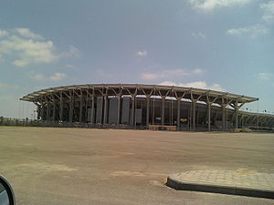 2009 FIFA U-20 World Cup - Image: Borgelarabstadium 2009