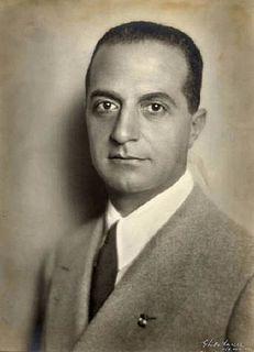 Giuseppe Bottai Italian fascist