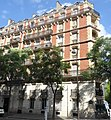 Boulevard Emile-Augier Immeuble style éclectique 2.jpg