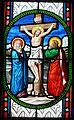 Bourrou église vitrail collatéral détail (1).JPG