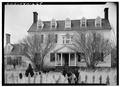 Bowman's Folly, Folly Creek, Accomac, Accomack County, VA HABS VA,1-AC.V,1-2.tif