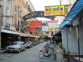 Boyztown - Image: Boyz Town, Pattaya