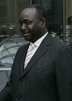 Bozizé in October 2007