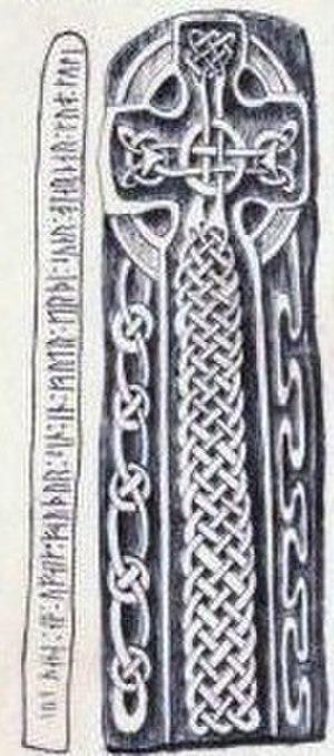 Manx runestones - Br Olsen;183