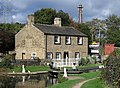 Bradley - canal cottage at Lock 1.jpg