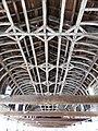 Brantôme abbaye plafond.jpg