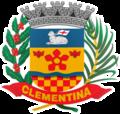 Brasão de Clementina.png