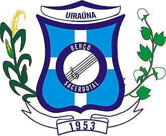 Uiraúna - Image: Brasão de Uiraúna