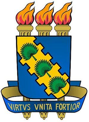 Federal University of Ceará - Image: Brasao ufc