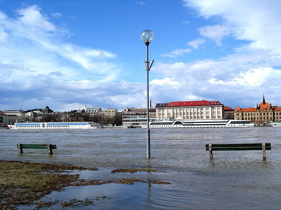Bratislavaminorflood