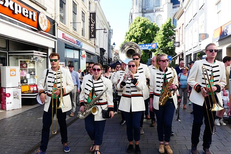 Jazz de Breda na Holanda
