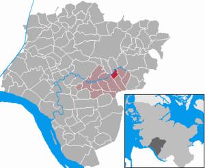 Breitenberg, Schleswig-Holstein - Image: Breitenberg in IZ