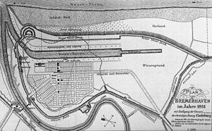 1672 in Sweden - Image: Bremerhaven 1831