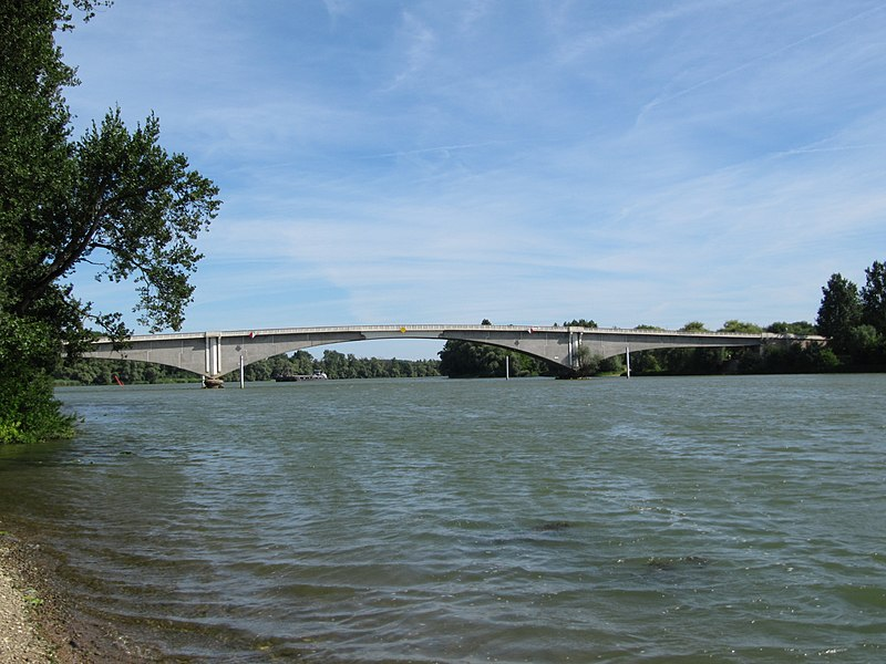 Bridge, Anse, Rhône-Alpes