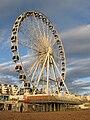 Brighton Wheel, Madeira Drive, Brighton (Geograph Image 2638053 0f9e60e4).jpg
