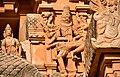 Brihadishwara Temple, Dedicated to Shiva, built by Rajaraja I, completed in 1010, Thanjavur (19) (37496270251).jpg