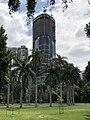 Brisbane Skytower seen from the City Botanic Gardens, Brisbane.jpg