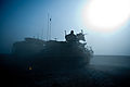 British Army Warthog Armoured Vehicle in Afghanistan MOD 45153045.jpg