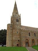 Brixworth Church Northamptonshire