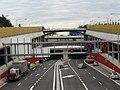 Brno, Žabovřesky, portál Královopolského tunelu z lávky (01).jpg