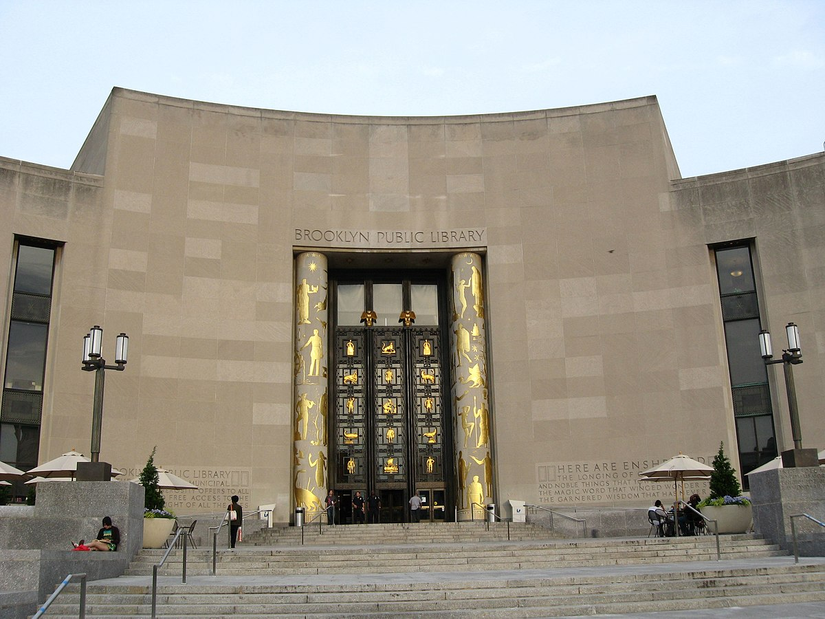 Image result for Brooklyn Public Library