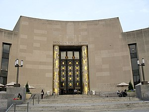 Brooklyn Public Library - Brooklyn Central Library