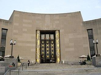 Brooklyn Public Library - Brooklyn Central Library