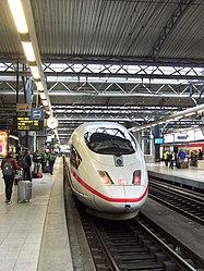 Brussels station - the train to Frankfurt awaits - Flickr - TeaMeister.jpg