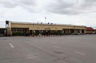 Bua Yai Junction railway station