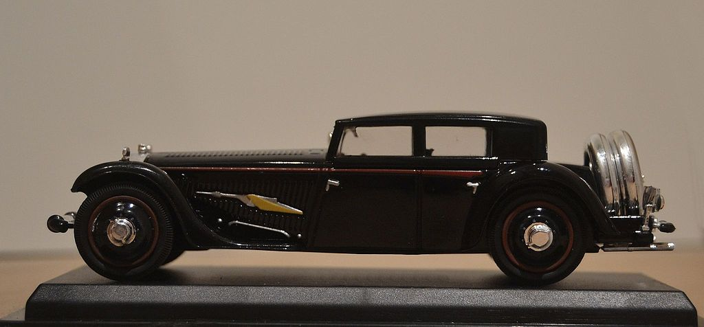 """Der Bucciali TAV 12 """"das geheimnisvollste Automobil, dass jemals produziert wurde"""" 1024px-Bucciali-TAV12"""
