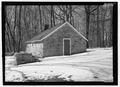 Buckingham Friends Meeting House, 5684 York Road, Lahaska, Bucks County, PA HABS PA-6224-26.tif