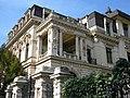 Bucuresti, Romania, Casa Gradisteanu pe Str. Nicolae Iorga nr. 1, sect. 1 (detaliu 2).JPG