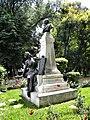 Bucuresti, Romania. Parcul Gradina Icoanei. STATUIA LUI G. C. CANTACUZINO (B-III-m-B-19968) (5).jpg