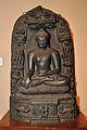 Buddha - Circa 10th Century CE - Bihar - ACCN 3752-A25151 - Indian Museum - Kolkata 2013-04-10 7770.JPG
