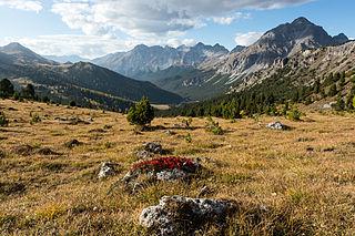 Nature parks in Switzerland