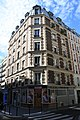 Building with old bakery at 19 Montgallet street in Paris.jpg