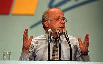 Norbert Blüm - Norbert Blüm in 1988