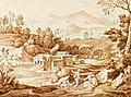 Burgenlandschaft, im Vordergrund Klosteranlage.jpg