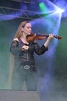 Burgfolk Festival 2013 - Ally the Fiddle 12.jpg