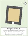 Burgus Solva 8, Esztergom-Búbánatvölgy II, Ungarn.png