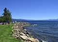 Burnt Cedar Beach, Lake Tahoe (2729479123).jpg